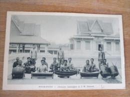 Pnom Penh  Orchestre De S.m. Sisowath - Cambodge