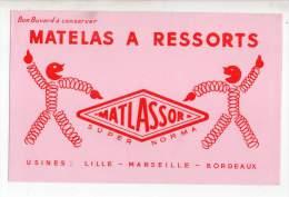 Buvard - Matelas à Ressorts, Matlassor - M