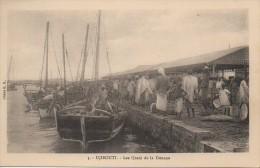 DJIBOUTI   Les Quais De La Douane - Djibouti