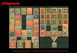 PIEZAS. FIUME. 1919-1923 LOTE DE SELLOS EN NUEVO & USADO - Otros - Europa