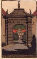 CPA :  BERGISCH  (allemagne):    Schloss Ehreshoven (Aggertal)  (N°22094).      (B 1144) - Bergisch Gladbach