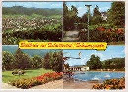 Seelbach Im Schuttertal , Mehrbildkarte - Freiburg I. Br.