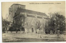 MOUILLERON En PAREDS. - L'Eglise - Mouilleron En Pareds