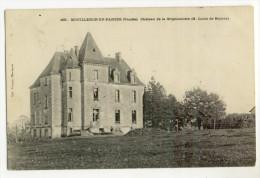 MOUILLERON En PAREDS. - Château De La Grignonniere - Mouilleron En Pareds
