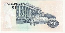 1$ DOLLARO SINGAPORE Dollar - UNC - XXF - Singapour