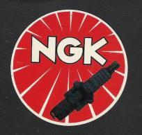 N G K BOUGIES  (S 1423) - Stickers