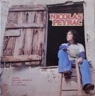 Nicolas Peyrac 33t. LP *jumbo* - Other - French Music