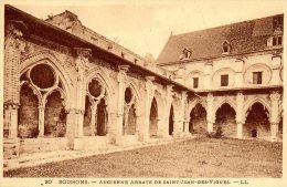 02 - SOISSONS - ANCIENNE ABBAYE DE SAINT JEAN DES VIGNES