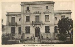 ALGERIE - SAINT DENIS DU SIG - BANQUE DE L ALGERIE - Andere Steden