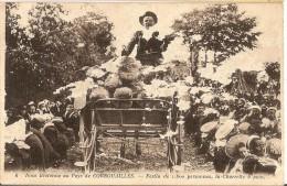 CPA - Noce Bretonne En Pays De CORNOUAILLES - Festin De 1800 Personnes, La Charrette à Pain - Dans L'état - Folklore
