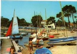 83-----BOULOURIS--le Port Pittoresque Du Toukam--voir 2 Scans - Boulouris
