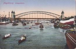 CPSM Magdeburg Königsbrücke - Magdeburg