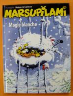Marsupilami, Tome 19 : Magie Blanche EO état Neuf - Marsupilami