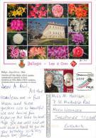 Bellagio, Lago Di Como, Italy Italia Postcard Posted 2010 Nice Stamp - Como