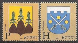 UKRAINE # MINT** STAMPS  MICHEL 928-929 - Ukraine