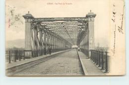 LIEGE  - Le Pont De Wandre. - Liege