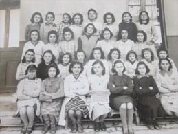 Année 1940-1941 (guerre) Photo Photographie Scolaire école Collège Lycée MENPENTI Marseille : Cours Supérieur 2é Année - Luoghi