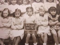 Année 1950/51 Photo Photographie Scolaire école De La MAJOR Collège Lycée  Marseille : > 4é Mixte - Luoghi