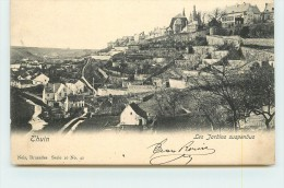 THUIN  - Les Jardins Suspendus. - Thuin