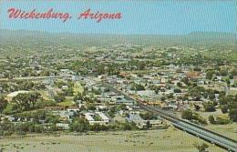 Arizona Wickenburg Aerial View US Hwys 60 70 and 89