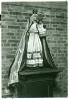 Bruges - Chapel Of Jerusalem - Statue Of The Virgin And Child - Virgen Mary & Madonnas
