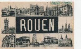 ROUEN - Vues Multiples - Rouen