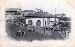 RRR! Litho DAKAR (Senegal) - Direction Militär, Karte Nicht Gelaufen Um 1900?, Verlag Photo Dakar - Senegal
