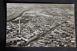 AK Opelstadt RÜSSELSHEIM Luftbildaufnahme Karte N Gel. 1950/1960 - Deutschland