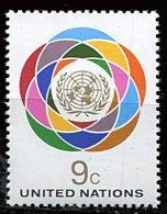Nations Unies - New York** N° 271 - Série Courante. Emblème De L'O.N.U. - New York -  VN Hauptquartier