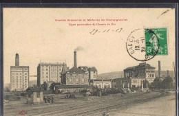 Grandes Brasserieet Malteries De CHAMPIGNEULLES . - Andere Gemeenten