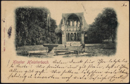 Allemagne 1898. Kloster Heisterbach. Oblitérée Bonn - Germany