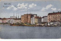 Europe / Croatie /  Split  - Luka /  Sea Port - Croatie