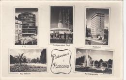Europe /  Pologne /  Pozdrowienie Z Poznania / Photograph Fotograf St. Laskowski Poznan - Pologne