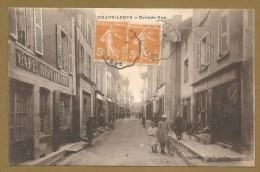GRAND-LEMPS -- Grande Rue - DOCKS LYONNAIS - CAFE RESTAURANT - France