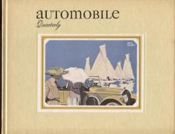 Automobile Quarterly 4/4 - 1966 - Transports