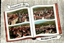 CPSM MALEMORT DU COMTAT , Multivues Souvenir - Autres Communes