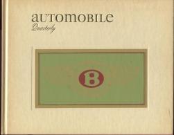Automobile Quarterly - 6/4 - 1968 - Transports