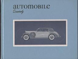 Automobile Quarterly -16/4- 1978 - Transports
