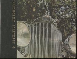 Automobile Quarterly -1/3 - 1962 - Transports