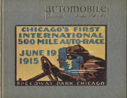 Automobile Quarterly - 2/4 - 1963 - Transports