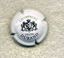 CAPSULE  DURAND  Veuve   Ref  4  VERSO METAL   !!!! - Durand (Veuve)