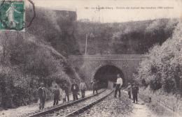 LA LANDE CLECY ENTREE DU TUNNEL DES GOUTTES ( 1800 METRES ) - Clécy