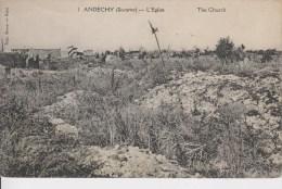 80 ANDECHY L EGLISE - Autres Communes