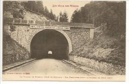 88 - Le Tunnel De BUSSANG - Côté De Bussang - Col Frontière Avant La Guerre De 1914-1915 - Ad. Weick 3568 - Col De Bussang