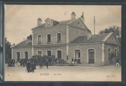 - CPA 37 - Loches, La Gare - Loches