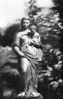 CPSM  -  COUTERNE  (61)  Notre - Dame De Lignou - Statue De La Vierge Miraculeuse - France