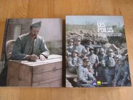 LES POILUS Lettres & Témoignages Des Français Pendant La Grande Guerre Guéno J-P 14 18 1914 1918 1 ère Guerre Mondiale - Guerre 1914-18
