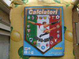 CALCIATORI 2013 2014 Panini Calcio Italia + 4 Figurine Album - Trading-Karten