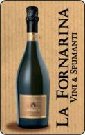*ITALIA: LA FORNARINA* - Scheda Usata - Public Practical Advertising