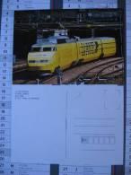 TGV Postal,  Paris Bercy (75)  Août 1999 - Trains